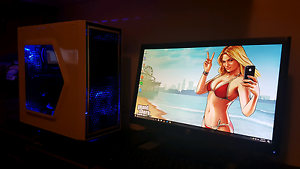 i7 4.2 Ghz SSD 32GB RAM SSD Nvidia GTX 780 Windows 10 gaming Pc Enfield Port Adelaide Area Preview