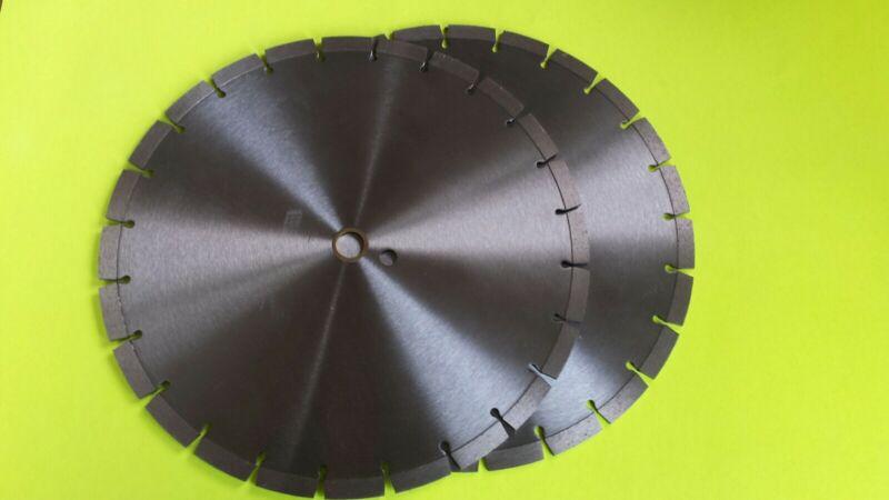 "(2) pack 14"" General Purpose Segmented Diamond Saw Blade for Concrete & Masonry"