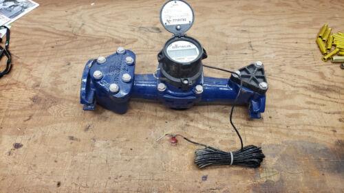 """Sensus Omni R2 Commercial Water Meter  2"""""""