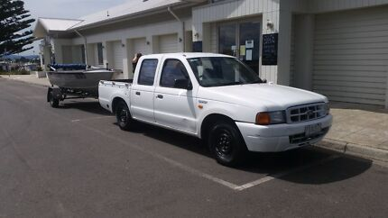 ute and boat for swaps on ss ute or 4x4 ute Traralgon Latrobe Valley Preview