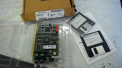 Allen-bradley 1784ktcx15 Series B Interface Card