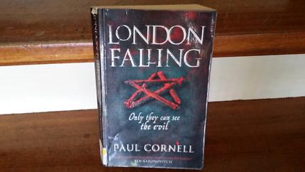 Paul Cornell London Falling