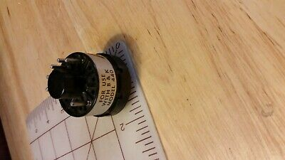 Bk Adapter Asm-34 For Model 440 Picture Tube Tester Adapter