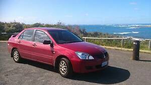 2005 Mitsubishi Lancer Sedan- GREAT CONDITION! Port Kennedy Rockingham Area Preview
