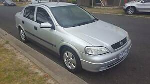 2004 Holden Astra CD Classic Automatic Traralgon East Latrobe Valley Preview