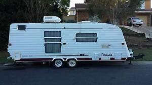 Roadstar Voyager 2000 Caravan Helensvale Gold Coast North Preview