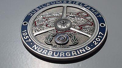 BMW M Sport Nurburgring Racing Grill Badge Emblem vintage badge 1 2 3 4 5 6 7 Z4