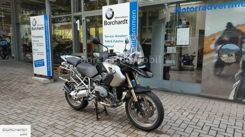 BMW R 1200 GS Safety & Touring-Paket