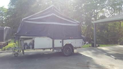 Camper Trailer Forward Fold