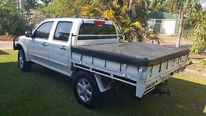 4x4 Holden Rodeo Dual Cab Ute Wulagi Darwin City Preview
