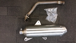 Arrow exhaust for maxi scooters South Melbourne Port Phillip Preview
