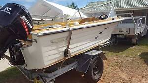 Boat and Trailer for sale Brisbane City Brisbane North West Preview