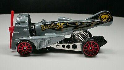 Dogfighter 1/64 Scale Diecast Diorama Rare Car Airplane BaronX