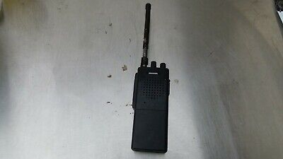 Maxon Sp-140v2 Two Way Portable Radio Handheld With Battery Maxon Mpa-1200 19