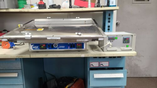 GE Wave Bioreactor System 20/50EH, & CO2 Mixer Pump #C