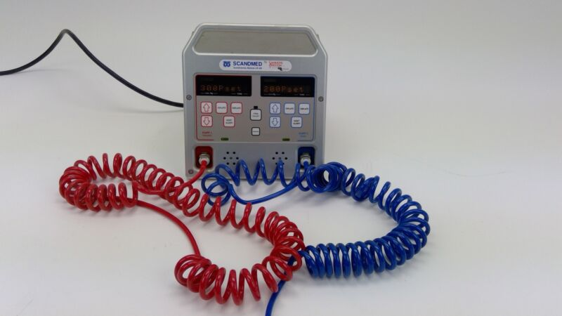 Sammons Preston ScandMed 400-40 Tourniquet System w Hoses