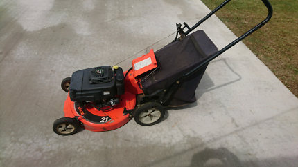 Ariens 21 inch contractor mower with Kawasaki engine.
