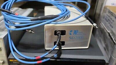 Ocean Optics Sd2000 Minature Fiber Optic Spectrometer With Adc1000-usb Module