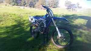 2015 yz450f as new Lymington Huon Valley Preview