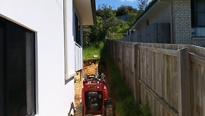 Tight access excavation and landscaping Burleigh Waters Gold Coast South Preview