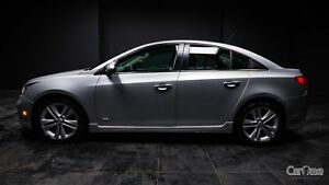 2015 Chevrolet Cruze LTZ BACK UP CAM! AUTOMATIC! CRUISE CONTROL!