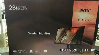 "Acer KG281K 28"" Gaming Monitor"
