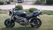 2006 Hyosung GT650 LOW KMS NEGOTIABLE/ MAY SWAP Ipswich Ipswich City Preview