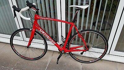 Specialized Roubaix sl4 Comp Shimano Ultegra Road Bike 61cm