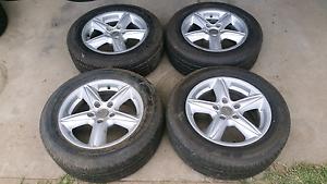 """16"""" Advanti Holden Commodore alloy wheels Bendigo Bendigo City Preview"""