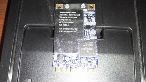 Apple/Broadcom BCM94321MC WLAN Mini-PCIe Card
