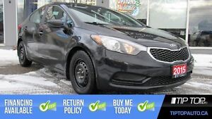 2015 Kia Forte LX ** Well Equipped, Fuel Efficient, Affordable *