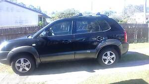 2005 Hyundai Tucson Wagon Coopernook Greater Taree Area Preview