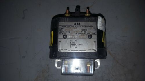 ABB, Westinghouse Voltage Transformer, 4:1, PPW, 7526A04G04
