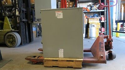 15kva 240x480-120240 Encapsulated Transformer Sola Hs5f15as Working Pull