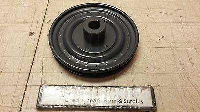 Nos Tb Woods Groove Pulley V-belt 34 Shaft 6 Diameter 2600-34 Davey 68667