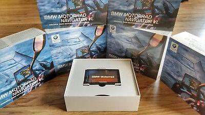 BMW Navigator VI Navi 6 Navigation Europe Lifetime Motorrad Garmin 77528355994