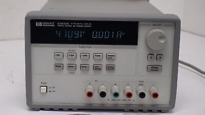 Agilent E3631 -25v1a 6v5a 80w Triple Output Dc Power Supply Whp-ibrs-232