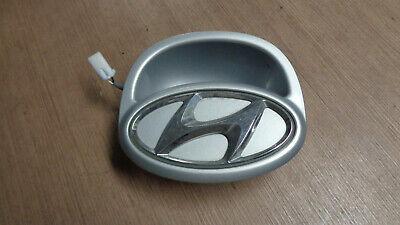 Original Hyundai H Vorne Stoßstange Plakette für Elantra 2012-2014 /& I30