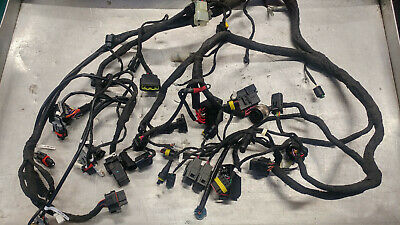 Ducati Panigale 899 MAIN WIRING LOOM HARNESS FUSE BOX RELAYS