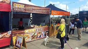 Mobile Food Stall Trailer for urgent sale! Albert Park Port Phillip Preview
