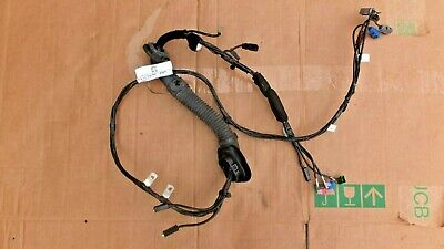 Genuine Jaguar F-Type Coupe Boot Lid Harness / Wiring Loom