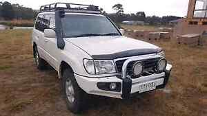 Toyota LANDCRUSER SAHARA 100 Series 4.2 Turbo Diesel Wallan Mitchell Area Preview
