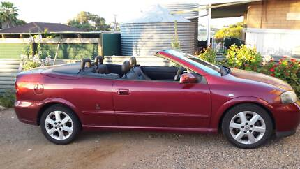 2002 Holden Astra Convertible Mannum Mid Murray Preview