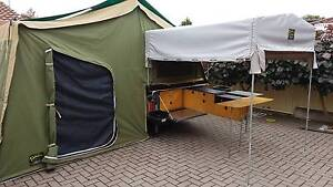 Cameron Camper Heavy Duty Ultimate Off Road Concept Top Modbury Heights Tea Tree Gully Area Preview