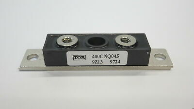 International Rectifier Ir 400cnq045 Diode Module 45v 200a To244ab Box Of 30