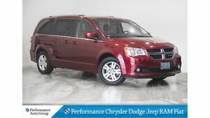 2018 Dodge Grand Caravan Crew * Navigation * Rear DVD bluRay