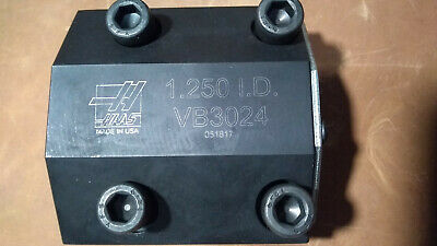 Haas Bot24id-1 14 Boring Bar Holder For Vb24 Turret