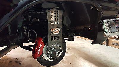 5 Lug - Hoop / Tire Combination Measuring Tool Gauge * Fitment Tool Model