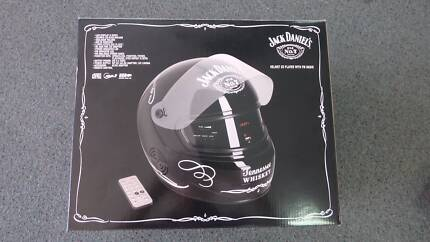 Jack Daniels CD Player/Radio with Remote