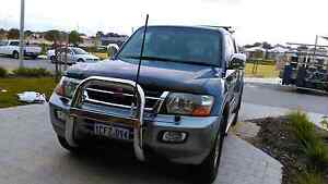 Fully loaded!Dedicated LPG!Mitsubishi Pajero Exceed Auto Perth Perth City Area Preview